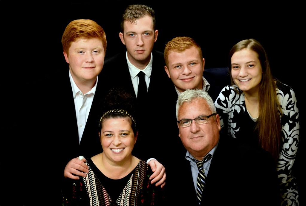 pastor tim herring and family